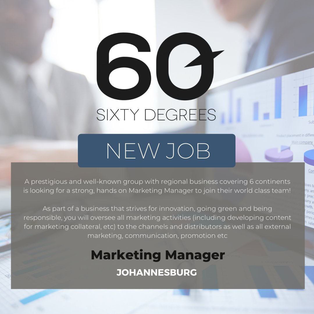 test Twitter Media - New #JobAlert - Marketing Manager in Sandton, Johannesburg  For more information & to apply, please click on the link below;  https://t.co/IppjIyX18p  #marketingmanager #nowhiring #marketing https://t.co/2V86KLAFU3
