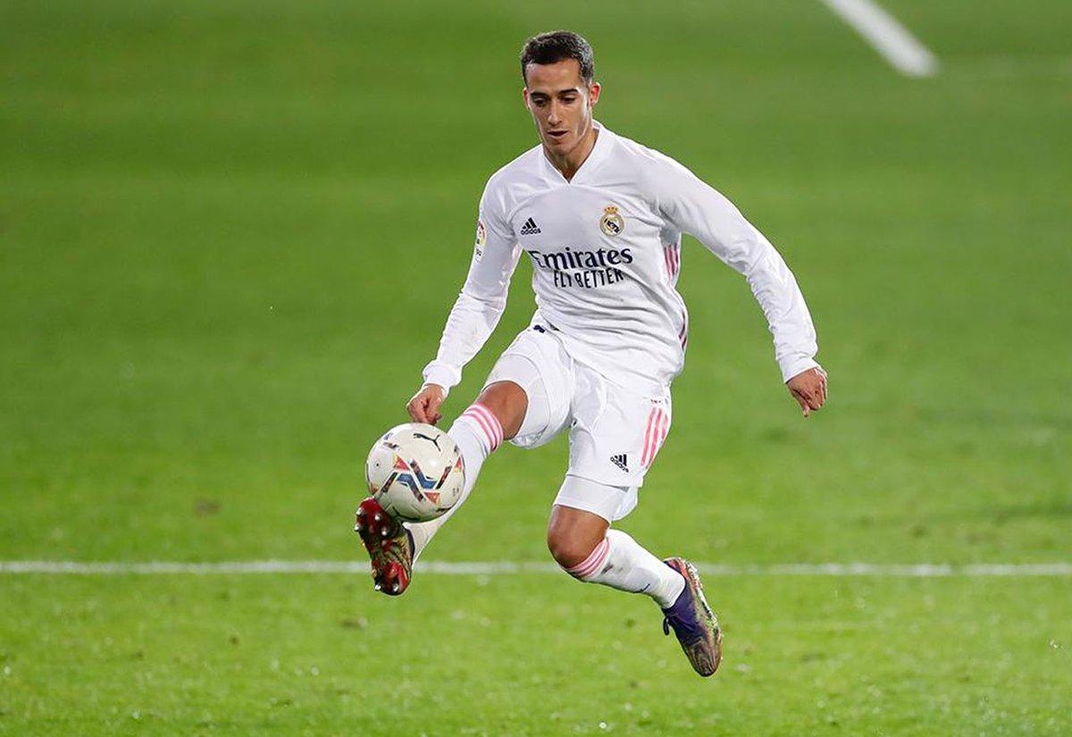 Lucas Vázquez solo renovará con el Real Madrid si sigue Zidane    #LucasVázquez #Zidane #RealMadrid