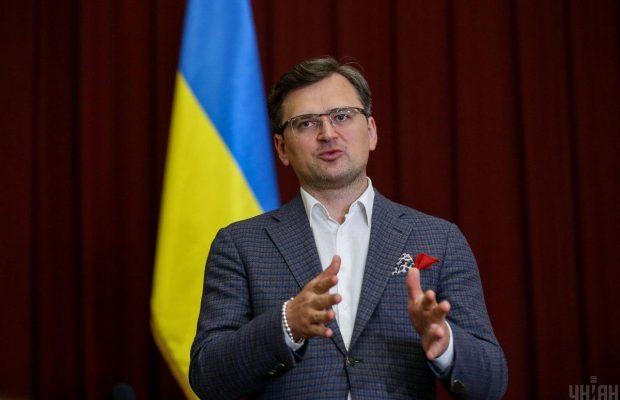 External actors behind threats to #Hungarian diplomats in #Ukraine – #Kuleba #Hungary #diplomacy #Szijjarto @MFA_Ukraine