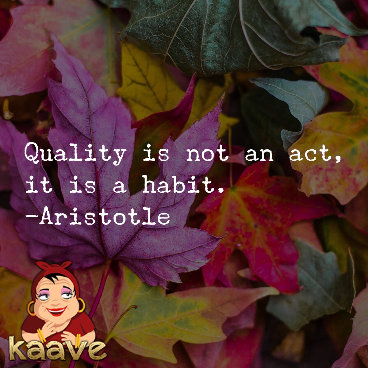 Quality is not an act, it is a habit. #kaavefali #falcibaci #gloria #kaave #kaaveapp #turkishcoffee #coffee #coffeetime #coffeelover #goodmorning