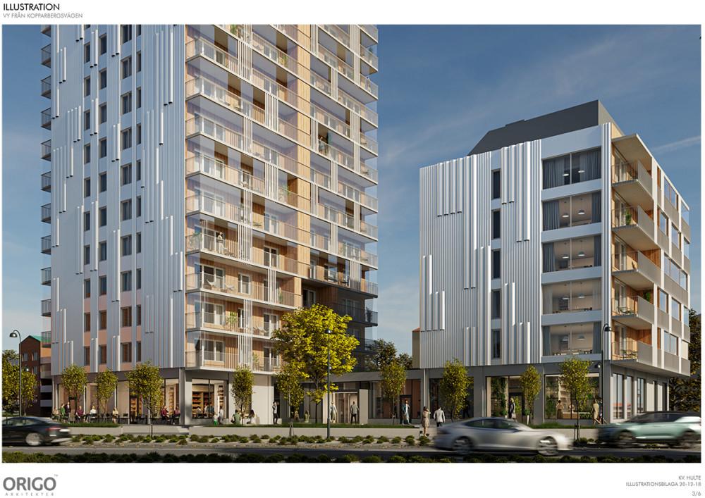 Bygglov väntas för bostäder i city och på Bäckby https://t.co/0GmjeZukQ0 https://t.co/UmsAGqtzlt