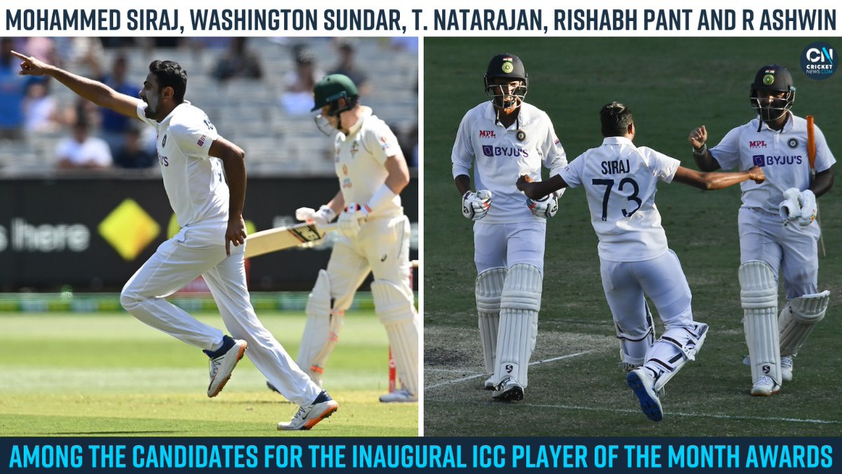 Exciting news for Indian cricket fans!   #AUSvsIND #INDvsENG #TeamIndia #TestCricket #cricketnews
