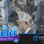 Image for the Tweet beginning: 3D Winter Sale - 40%