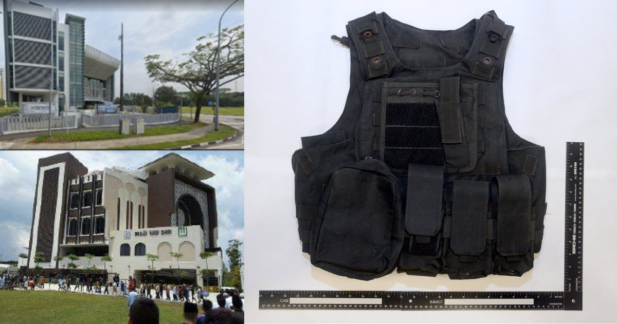 S'porean youth, 16, planned to conduct terrorist attacks against Muslims, detained under ISA bit.ly/3iNYFul