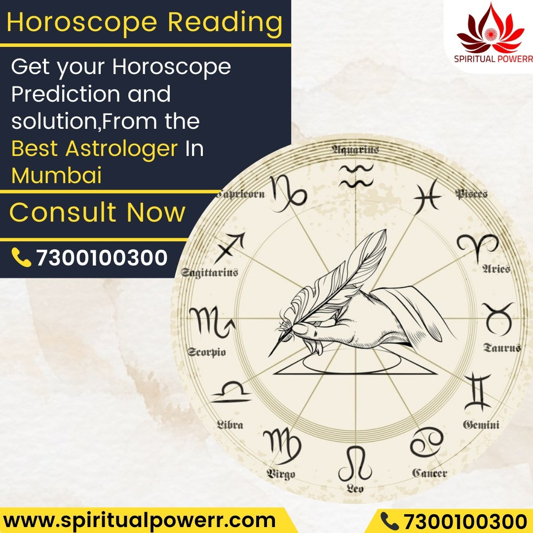 Get your Horoscope Prediction and solution,From the Best Astrologer In Mumbai *Spiritual Powerr*  For more Details. Contact - 7300100300  #astrology #zodiac #horoscope #bestoftheday #style #Entrepreneurship #Tbt #zodiacsigns #love #tarot #astrologer #virgo #leo #scorpio #aries