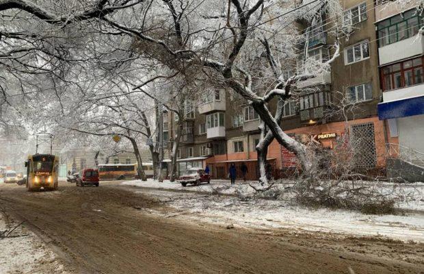 #Weather in #Ukraine: #Odesa braces for massive #snowstorm (Photo)