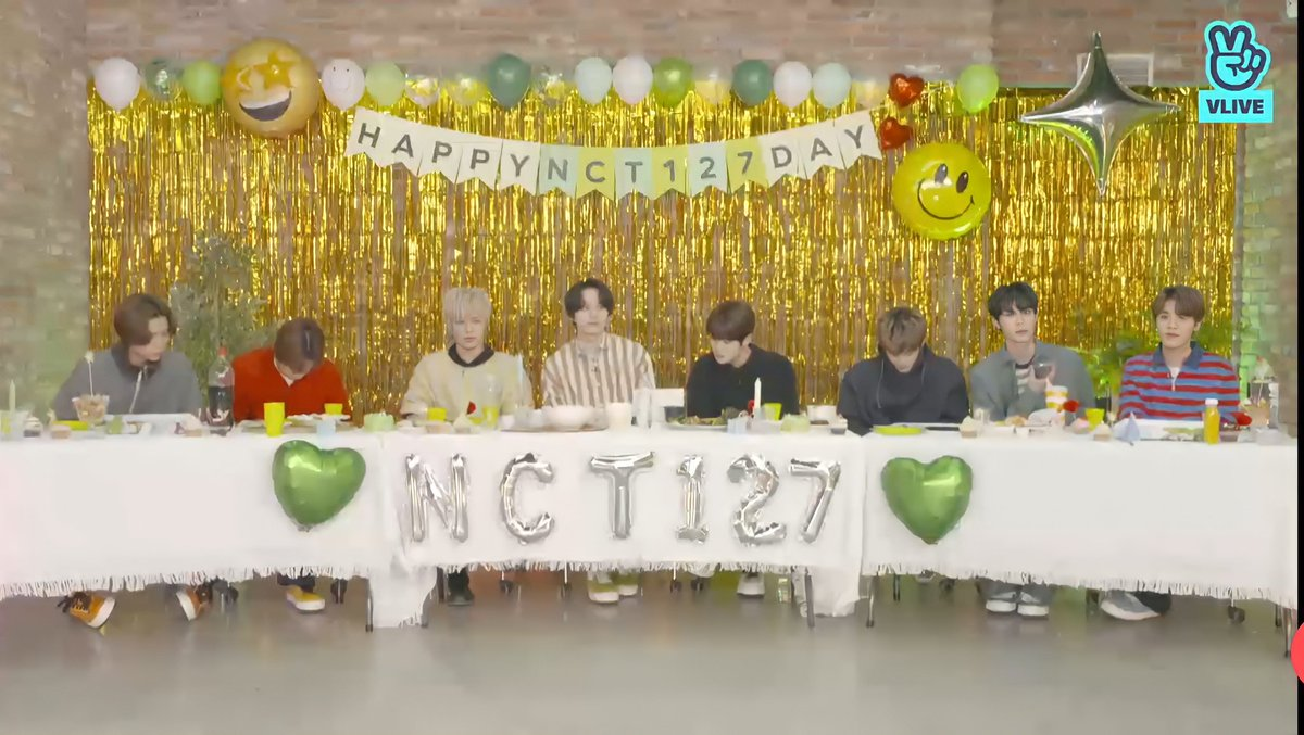 Happy 127 Day!  #NCT127Day @NCTsmtown_127