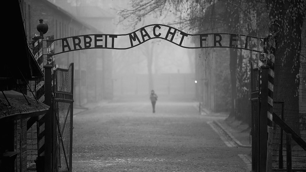 #Auschwitz