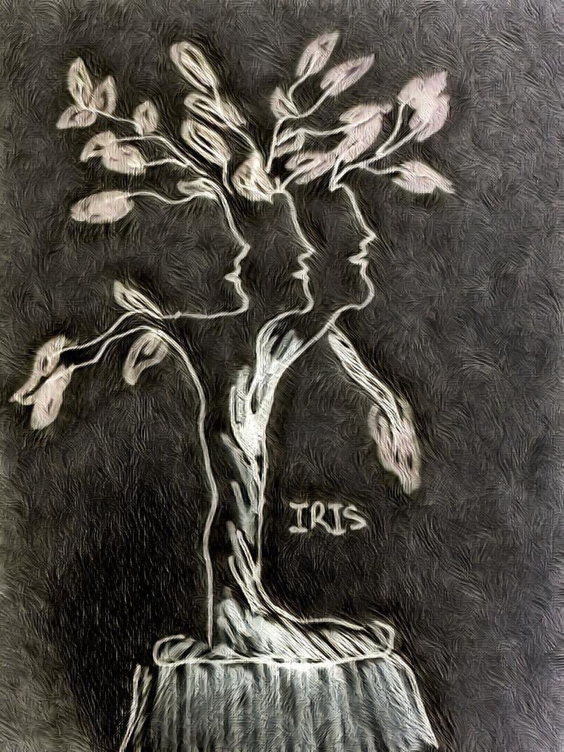 Tree Life, painted by @IRISUNART #irisunart #art #artistic #artist #arte #artsy #arts #painting #paintings #paint #watercolor #watercolors #instartist #instalove #instalike #galleryart #onlinegallery #fineart