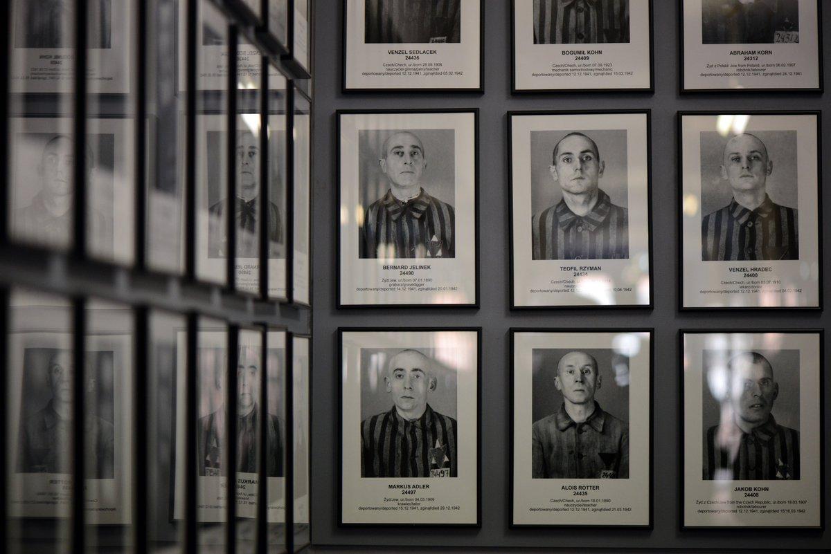 Les faits sont importants. L'histoire est importante.  Nous observons aujourd'hui une propagation inquiétante de la déformation et de la négation de l'Holocauste.  Nous devons oeuvrer pour perpétuer la mémoire & ne jamais oublier.  #HolocaustMemorialDay #HMD2021 #ProtectTheFacts