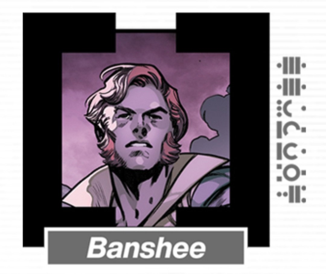 @Marvel I voted Banshee I wish Thunderbird was on the list but I'll take what I can get #XMenVote