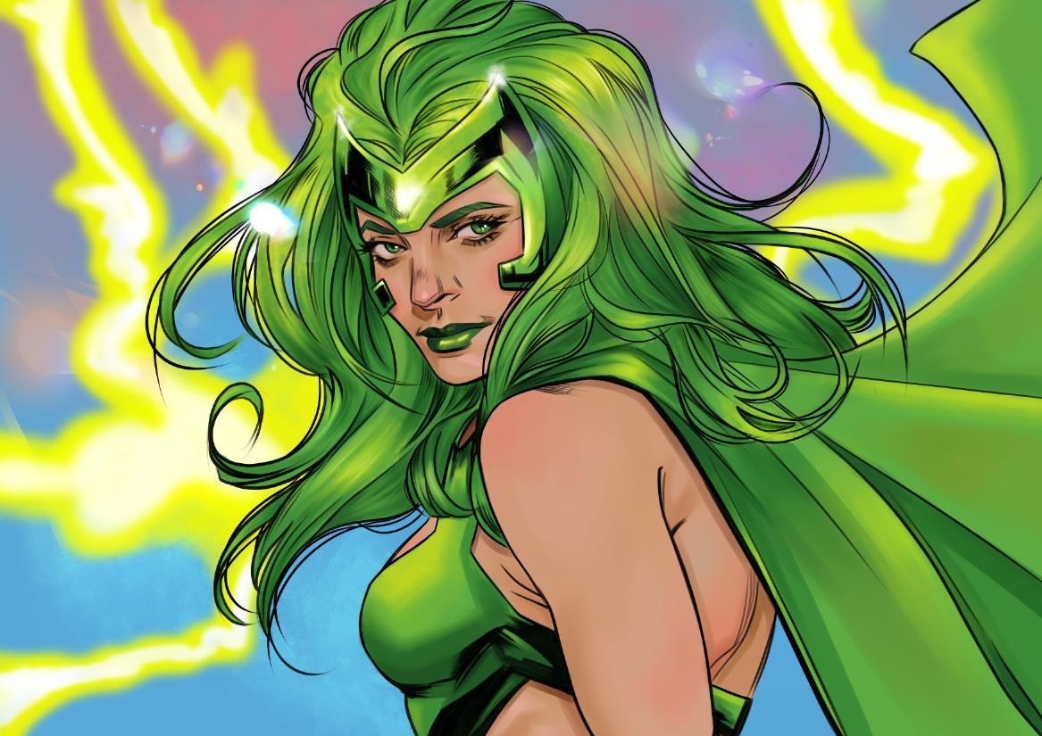 My #XMenVote goes to Polaris. Because girl has been around forever, and I believe in recognizing seniority and rewarding longtime service. So #VotePolaris, fuck all them other X-hoes.