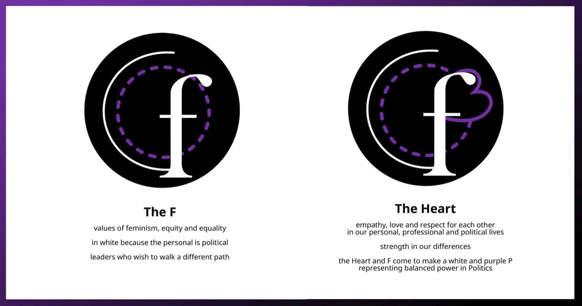 We hope you liked our story and if you resonate do share and join our mission.   Application coming soon!   #RepresentationMatters #WednesdayMotivation #feminist #Politics #community #aspirational #HEARTtoHEART2021 #diversity #leadership #inclusion #Purple #black #white #word