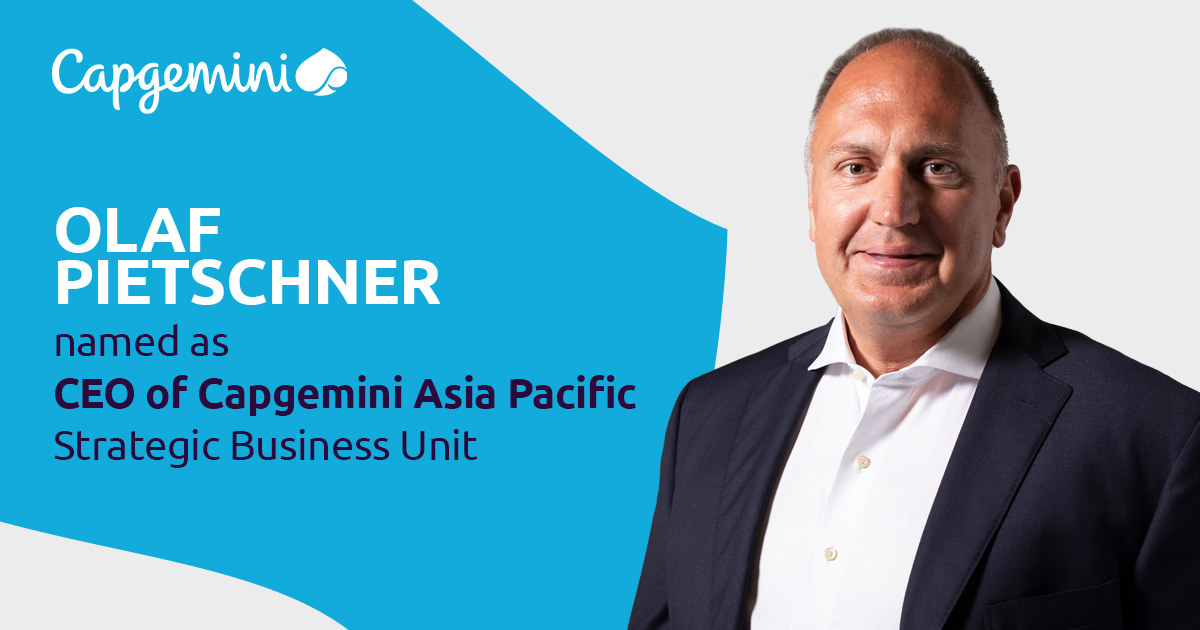 Join us in welcoming the seasoned captain of industry, Olaf Pietschner, as our CEO of the #AsiaPacific Strategic Business Unit. A major step forward ensuring our continued commitment towards customer success, value, and innovation. Find out more:
