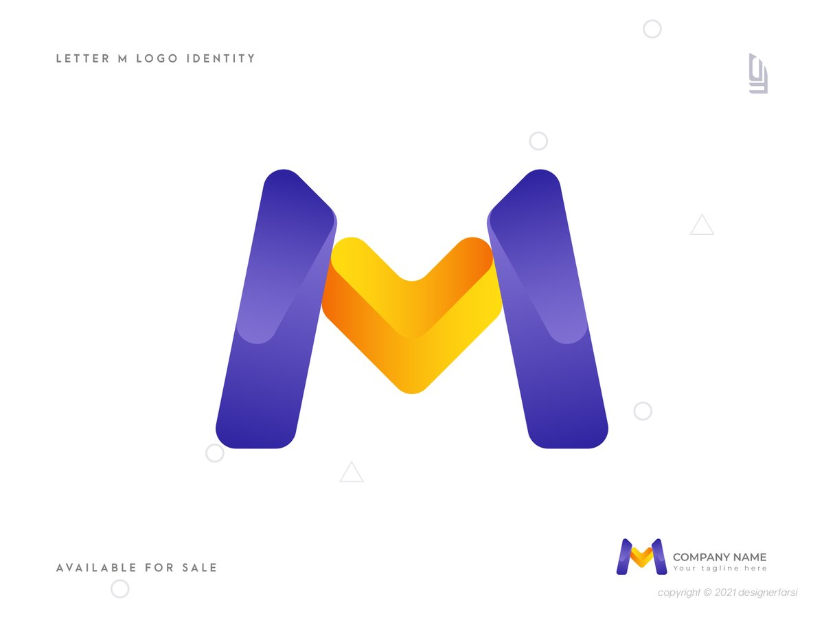 Contact Inbox to Purchase the logo. Portfolio: https://t.co/JxY8f8nCkd For Contact: designerfarsiofficial@gmail.com  #minimalist #Icons #branding #logos #logodesign #modernlogo #abstract #modern #logo #logomaker #logodesigner #png #vector #m #Mlogo #M_Logo #minimal https://t.co/FNoYaObvG7