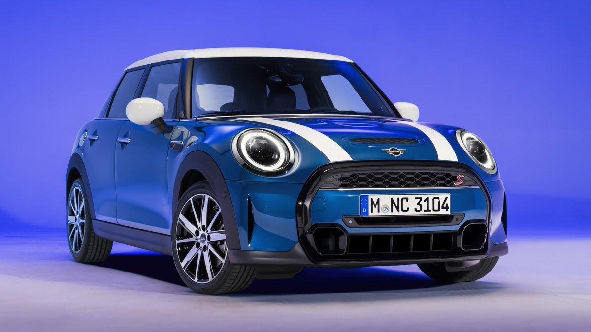 Mini facelift de hatchback en cabrio nogmaals:  📷: @MINI_NL 🚗: #mini #mini3deurs #mini5deurs #minicooper #minicoopers #facelift