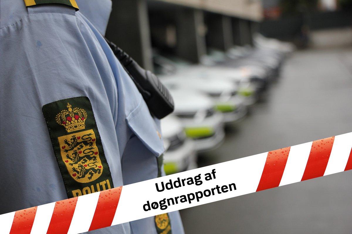 Mistænkelige indsamlinger i Lejre, Odsherred og Kalundborg - Hurtig søndagsbilist blitzet i ATK - Fund af narko, kontanter og pengeoptæller ved ransagning i Køge. Læs mere i dagens uddrag af døgnrapporten fra tirsdag til onsdag. #politidk #sænkfarten https://t.co/UuHD3Lx4V4 https://t.co/bPU6xBTuPP