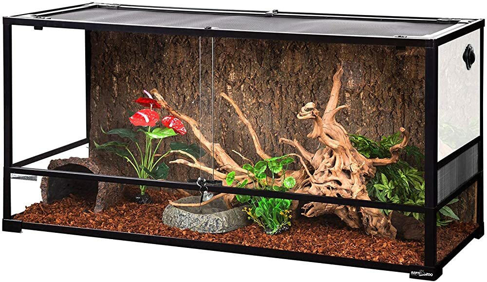 "REPTI ZOO Large Glass Reptile Terrarium 85 Gallon, Front Opening Reptile Habitat Tank 48"" x 18""x 24"" https://t.co/xdLf6J0CEE #gifts #giftideas #dog #cat #puppy #pets  #blackfriday #thanksgiving #cybermonday @amazon #amazon #primeday https://t.co/XZuhqJbwxV"
