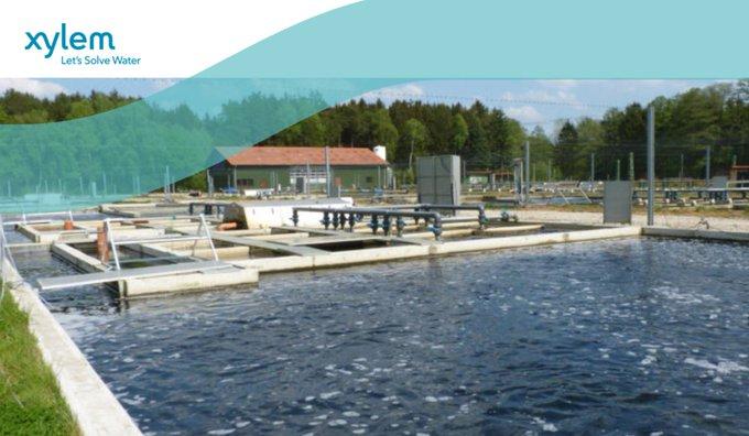 La solución de bombeo eficiente y de fácil mantenimiento de @XylemIndustrialSolutions que ayuda a una piscifactoría 🐟🐟 a conseguir unas condiciones ...