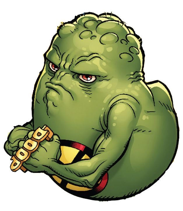 I'm disappointed in the lack of Doop, but he will have his day! #XMenVote
