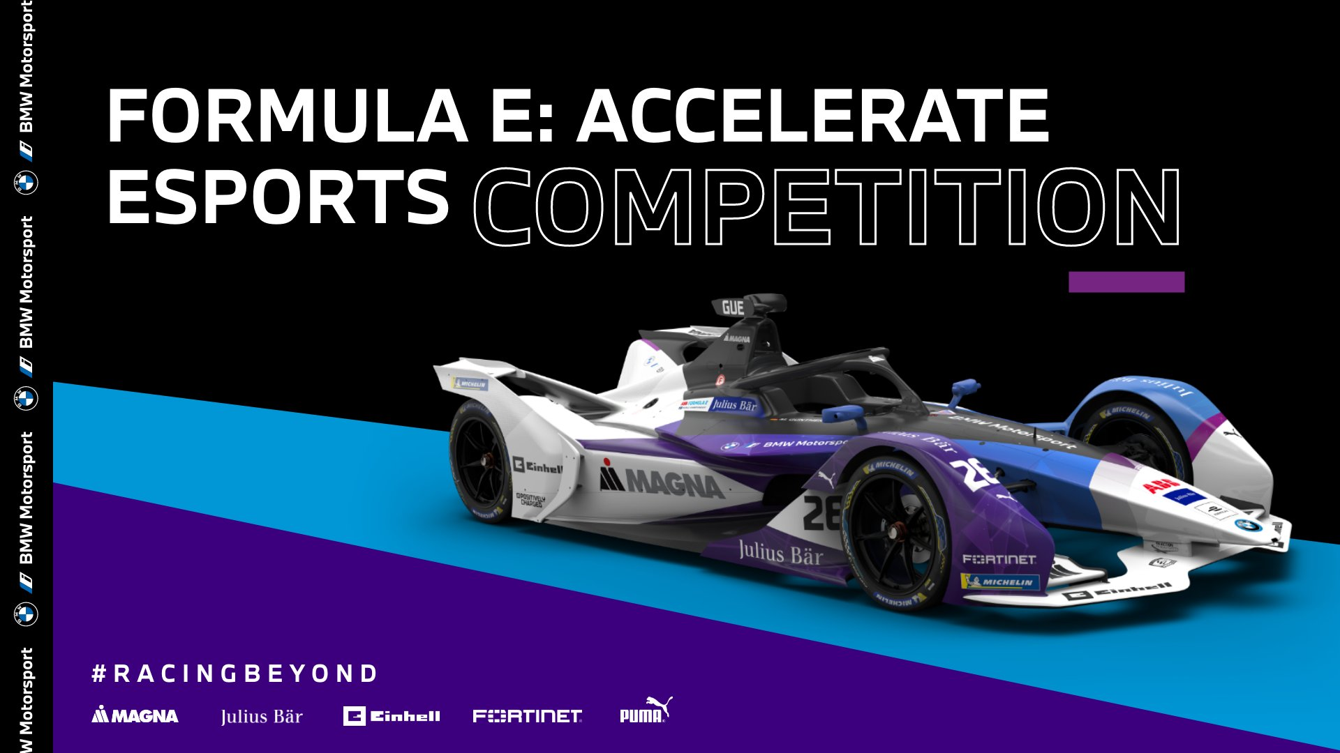 BMW Motorsport Formula E Competition ESPORTS