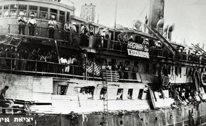 Türkiye Holokost'da suç ortağıydı;   #UluslararasıHolokostAnmaGünü'nde, TC'nin de dahlinin olduğu, 103'ü çocuk, 768 Yahudinin bile ölüme gönderildiği Struma Fâciası'nı da hatırlayalım, kurbanlarını analım.  #NeverAgain #HolocaustMemorialDay #WeRemember #HolocaustRemembranceDay 📷