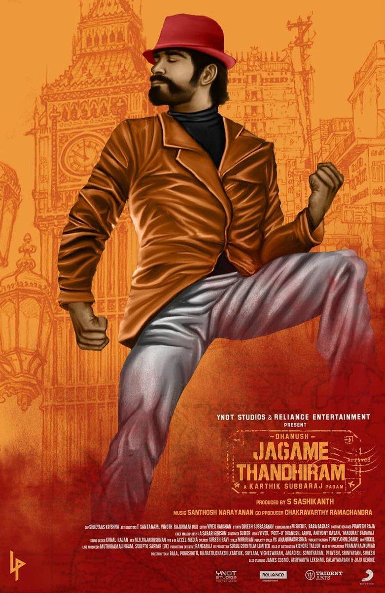 #Suruli 🔥🔥  #JagameThandhiram #Karnan #D43