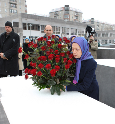 On #HolocaustRemembranceDay we say #NeverAgain   We also remember the victims of #1988massacre, over 30,000 political prisoners killed by regime in #Iran. As Geoffrey Robertson described it, worst crime against humanity after WWII: …