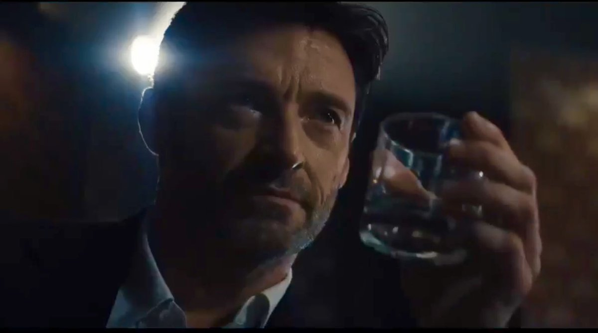 I CANNOT WAIT FOR THIS!!!  @RealHughJackman and Rebecca Ferguson are going to be amazing in this movie, I just know it. #Reminiscence #hughjackman