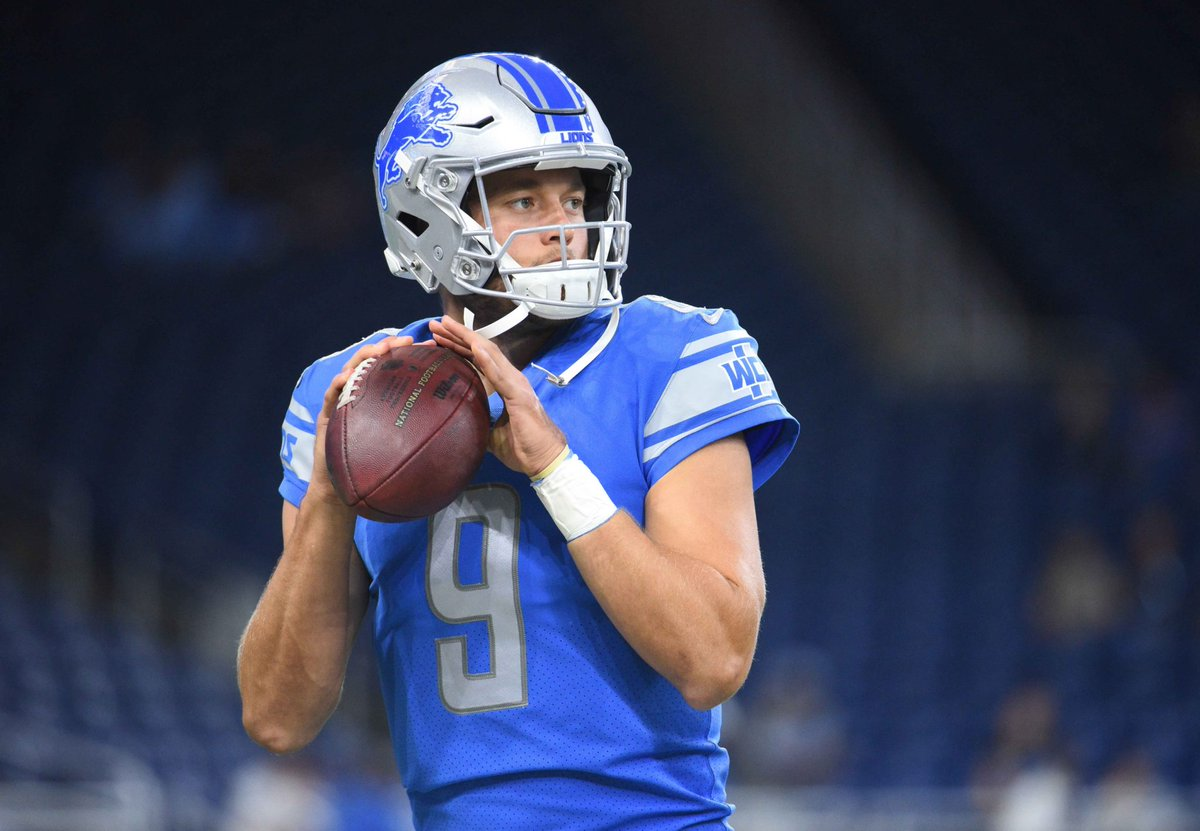 "Lions Fielding ""Significant"" Trade Interest For Matthew Stafford"