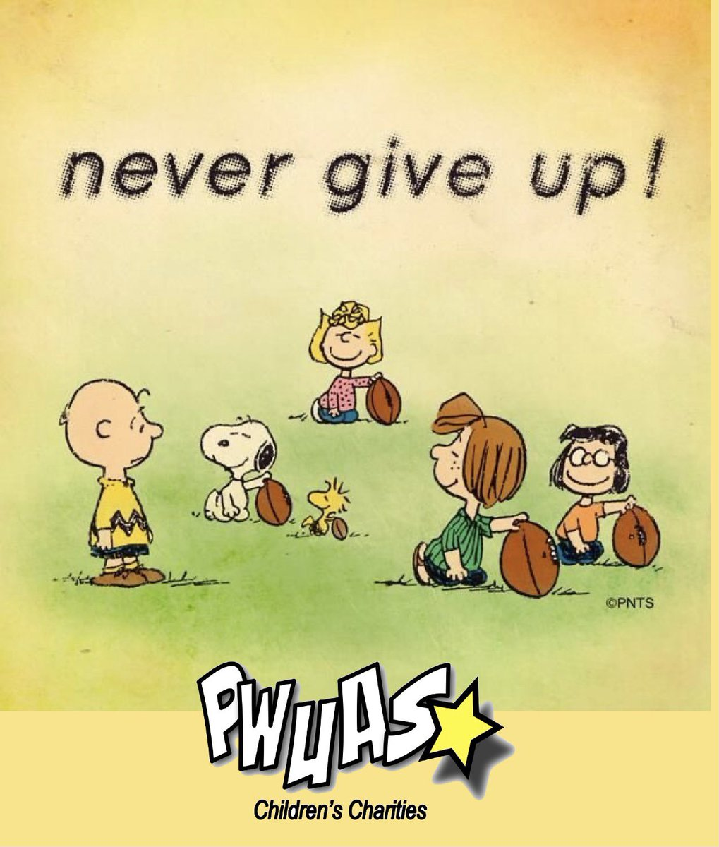 #pwuas✨✨✨✨⭐️  WHEN SURROUNDED BY FRIENDS & PEOPLE WHO LOVE YOU, YOU CANT LOSE- #peanuts #snoopy #faith #blessed #cancer #cancersucks #nonprofit #dreams #strongertogether #stronger