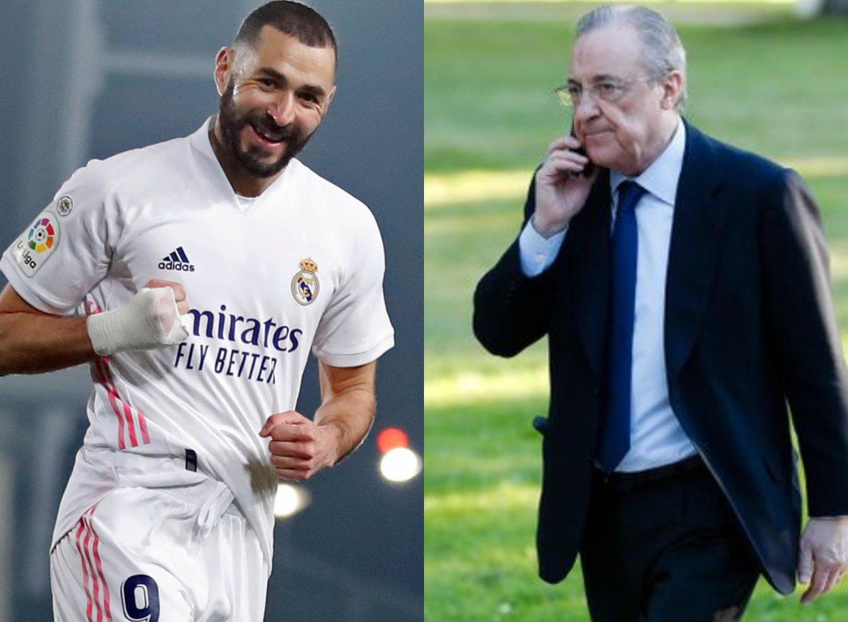 🚨 EXCLUSIVA DC 🚨   El Real Madrid no sabe nada del interés de Benzema en irse al Lyon    #RealMadrid #Benzema #Lyon