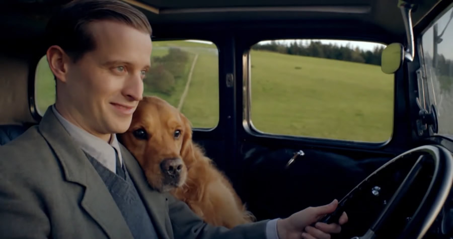 Hi @sachgau, has anyone ever told you you kind of look like the actor who plays James Herriot in the new All Creatures Great and Small on PBS? https://t.co/OoKtprko9e