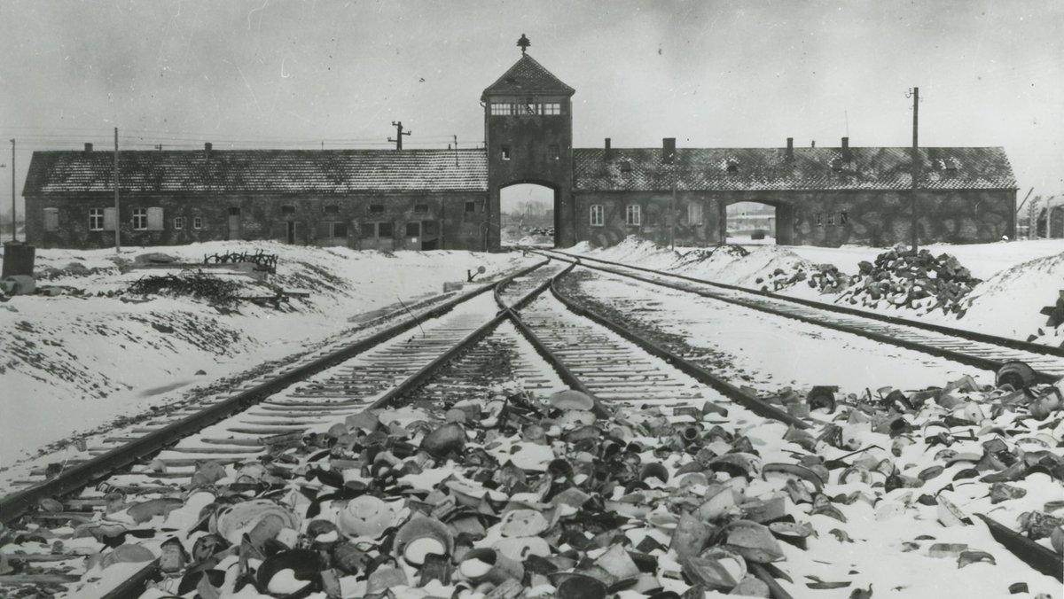 A 76 años de la liberación de Auschwitz.   En el Día Internacional de las Víctimas del Holocausto, recordemos para que la historia no se vuelva a repetir, apelando a la meteórica de la humanidad.  Por un futuro lejos de esto, de respeto y sin violencia.  #WeRemember #Recordemos