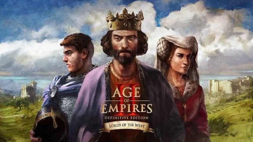 Age of Empires II : Definitive Edition accueille une extension inédite https://t.co/wWNJb1eJ76 https://t.co/27TNs02mlx