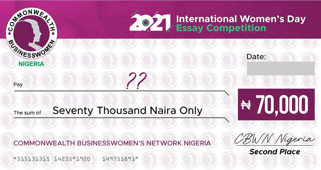 The search 🔎 for our 2nd place winner continues.  You still have time to submit your entry for the International Women's Day Essay Competition. Have you submitted?   #girls #WhatsApp #WhatsappStatus #nigerians #iPhone #LAYCONONSHOWMAX #Competition #winner #selfie #model