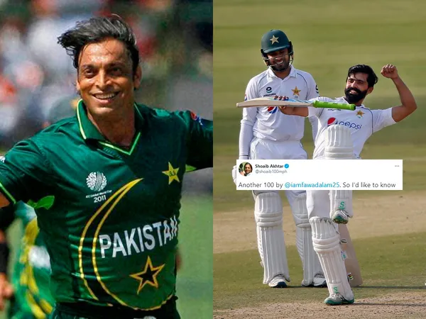 Shoaib Akhtar takes dig at Pakistani selectors as ton-up Fawad Alam rescues Babar Azam and Co. in 1st Test  Read: