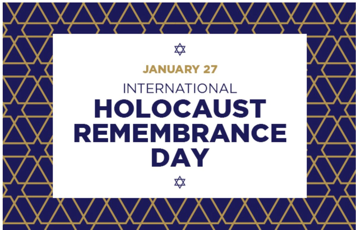 #HolocaustRemembranceDay Today we honor the millions of victims and share the personal reflections of EEI employee Steve Rosenstock and the experiences of his paternal grandmother, Hedwig Rosenstock.  ▶️ Learn more:   #Auschwitz