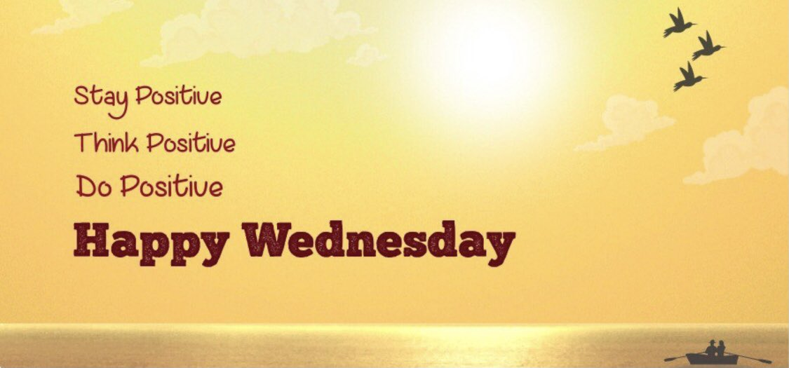 #wednesdaythought #PositiveVibes