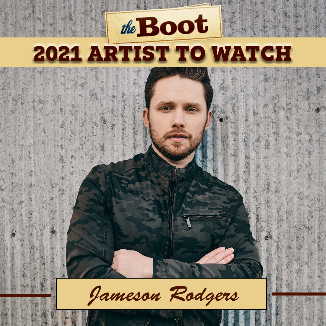 ".@jamesonrodgers understands which songs work for his style -- and what works for others, too. His first major single, ""Some Girls,"" topped the charts in 2020, but you'll also see his name in the credits of some other big songs.  READ MORE:"