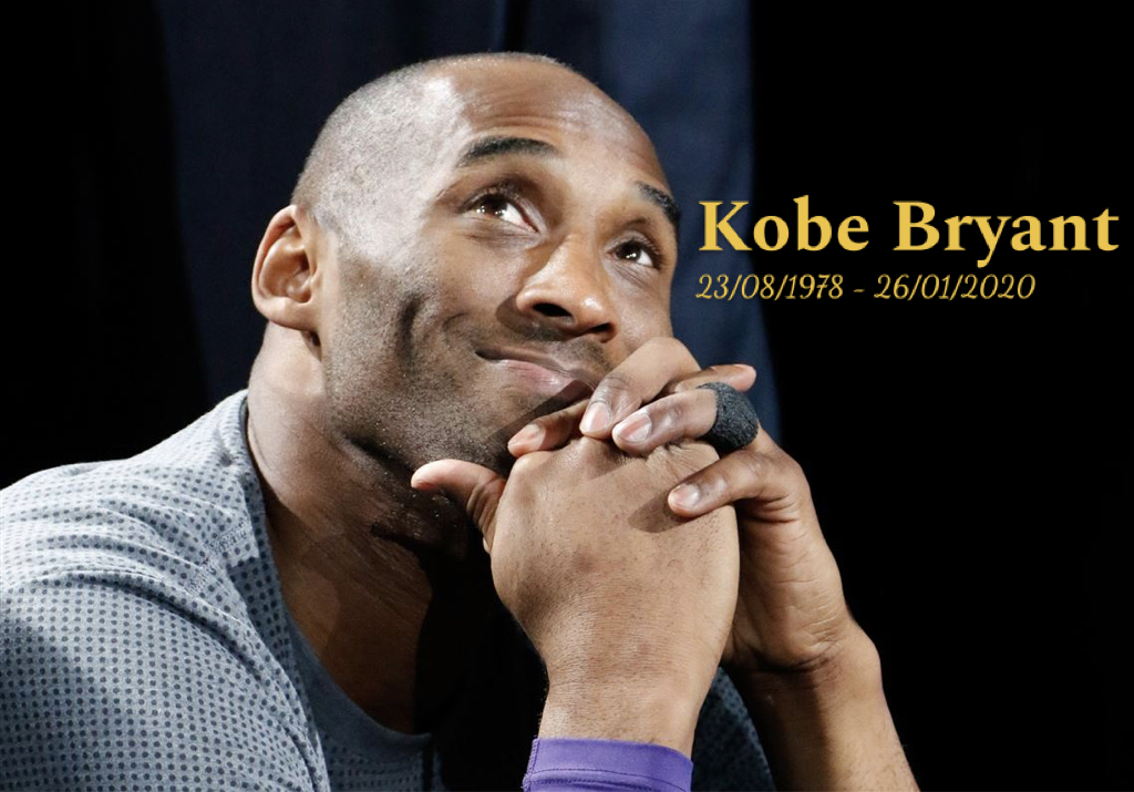A year ago, we learned that the man, the legend, #KobeBryant  passed away in a terrible helicopter accident with his daughter and other 6 victims. Another lashing on that #year2020 #RIPKobeAndGianna #COVID19 #MambaForever  #WeRemember #wednesdaythought