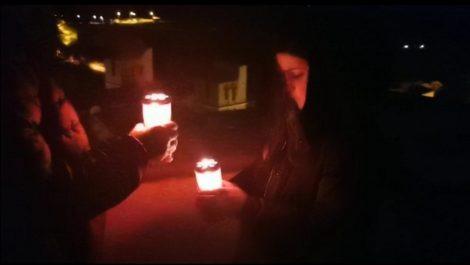 Una candela per Roberta, Caccamo ricorda la ragazza uccisa tanta barbarie - https://t.co/Qd9GLtUpl9 #blogsicilianotizie