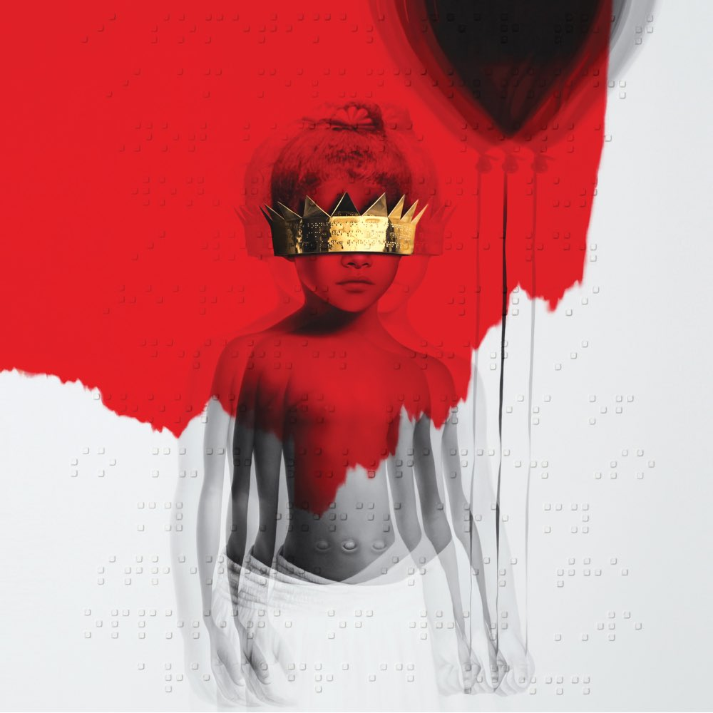 Replying to @new_branches: 5 years ago today, Rihanna released her her album 'ANTI'