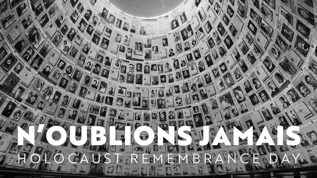 #HolocaustRemembranceDay Dans quelques instants,j'interviendrai depuis l'Assemblée Nationale lors d'une grande visio-réunion organisée par la European Jewish Association @EJAssociation en hommage aux victimes de l'Holocauste. #NeverForget #NeverAgain #Auschwitz76