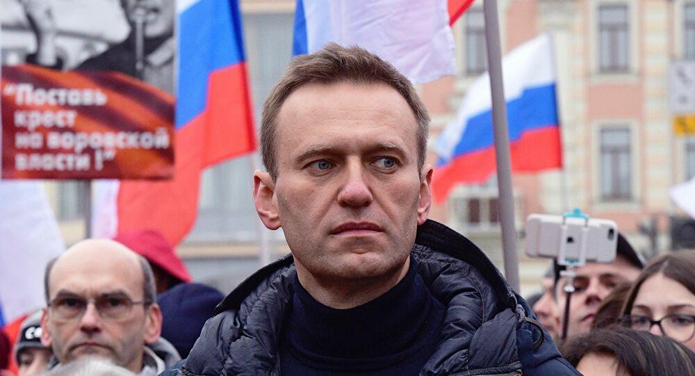 الشرطة الروسية تفتش شقتين لعائلة #نافالني في #موسكو