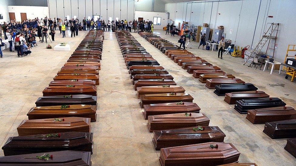 BM: 2013'te 200'den fazla göçmenin Akdeniz'de ölmesinin sorumlusu İtalya