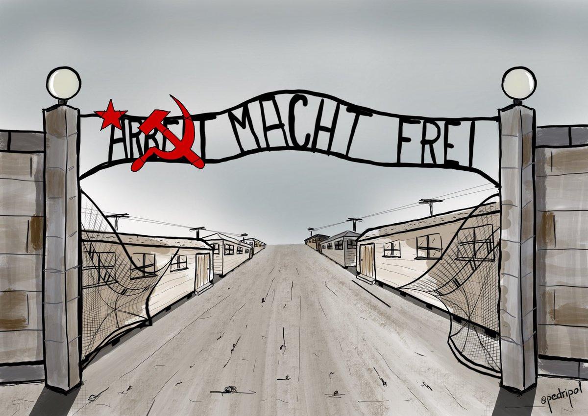 La #NuevaNormalidad #YoMeVacuno #SanidadPública y #COVID19 en viñetas, 27.01.2021. Cierro hilo con @pedripol y @malagonhumor en el aniversario de la liberación de #Auschwitz #HolocaustMemorialDay #HolocaustRemembranceDay