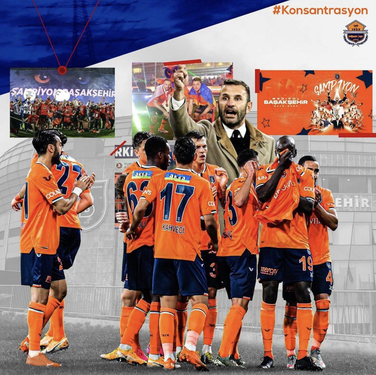 📌İstanbul Başakşehir FK Transfer  ❇️Gelenler; 👉Ömer Ali Şahiner 👉Jonior Fernandes  👉Leo Duarte  ⛔️Gidenler; 👈Kerim Frei 👈Skrtel (Sezonu Kapattı)  #sosyallig #pososyallig https://t.co/m6q68Frrtg