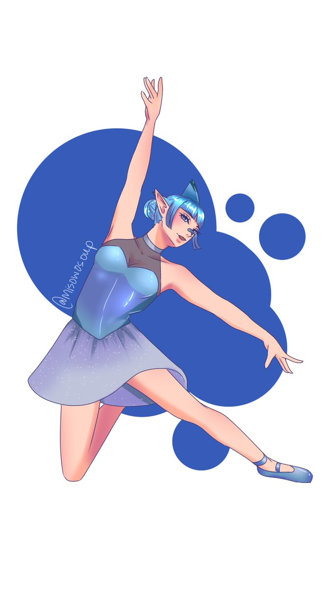 First ballerina victim done  You see this shark pirouette on the surface of the ocean, wyd?  #Minnart #digitalart #ENVtuber #イラスト https://t.co/Usmicx4NFx