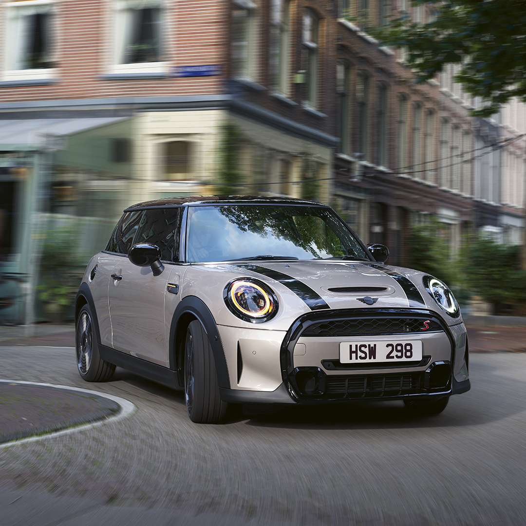 Meet the new MINI Hatch and Convertible range at Specialist Cars MINI.  Cars that pack joy into every drive. Because we love corners. And go-kart handling. And innovative tech. Now with a fully digital dash, and much, much more.  Arriving March 2021. Interested? DM us. #newcar